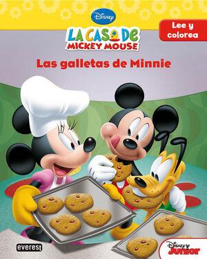 LA CASA DE MICKEY MOUSE. LAS GALLETAS DE MINNIE