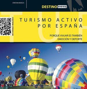 TURISMO ACTIVO POR ESPAÑA