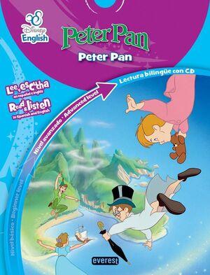 DISNEY ENGLISH. PETER PAN. PETER PAN. NIVEL AVANZADO. ADVANCED LEVEL
