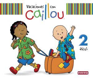 VACACIONES CON CAILLOU 2 AÑOS