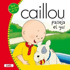CAILLOU PASSEJA EL GOS