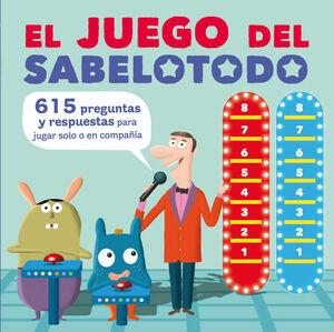 EL JUEGO DEL SABELOTODO