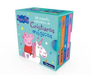 MI PEQUEÑA BIBLIOTECA DE CRIATURAS MÁGICAS. SIRENAS, UNICORNIOS, NARVALES Y DRAG