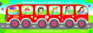 LIBRO MÓVIL 3. APRENDE LAS PRIMERAS PALABRAS