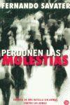PERDONEN LAS MOLESTIAS     PDL     FERNANDO SAVATER