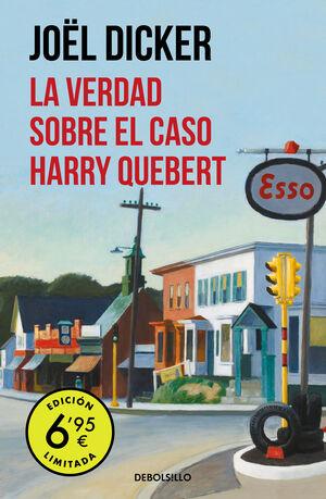 LA VERDAD SOBRE EL CASO HARRY QUEBERT (EDICIÓN LIMITADA A PRECIO ESPECIAL)