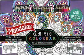 MANDALAS EL ARTE DE COLOREAR