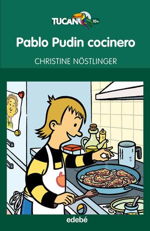 PABLO PUDIN COCINERO, DE CHRISTINE NOSTILNGER