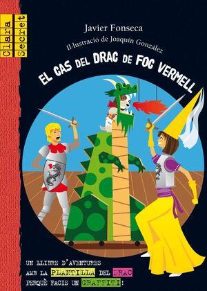 EL CAS DEL DRAC DE FOC VERMELL