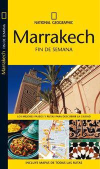 GUIA FIN DE SEMANA MARRAKESH (STEP BY)