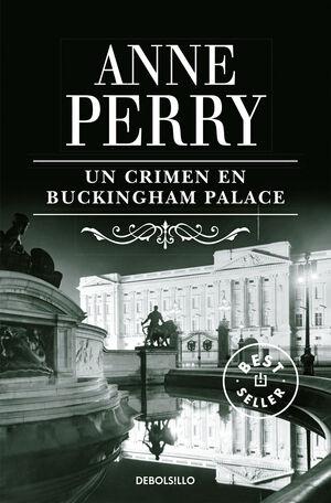 UN CRIMEN EN BUCKINGHAM PALACE (INSPECTOR THOMAS PITT 25)