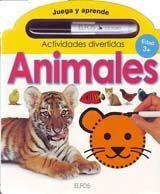 JUEGA Y APRENDE. ANIMALES