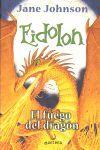 EIDOLON. EL FUEGO DEL DRAGÓN