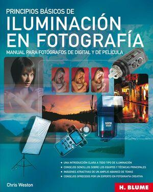 PRINCIPIOS BÁSICOS DE ILUMINACIÓN EN FOTOGRAFÍA