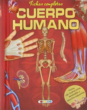 CUERPO HUMANO (PORTADA ROJA)