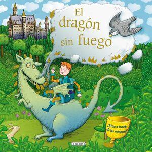 DRAGON SIN FUEGO, EL/VENTANAS 3D