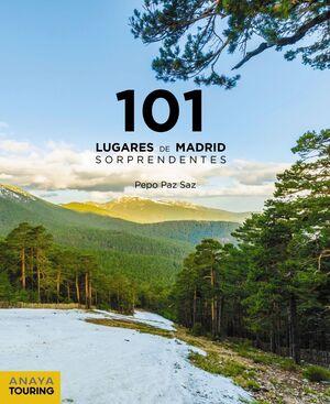 101 LUGARES DE MADRID SORPRENDENTES