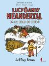 LUCY Y ANDY NEANDERTAL EN LA EDAD DE HIELO