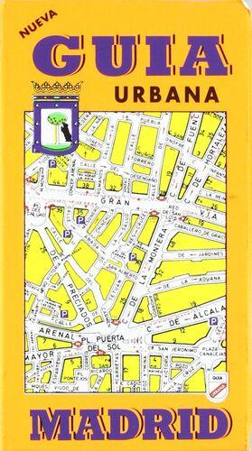 GUÍA URBANA DE MADRID, 2007-2008