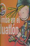 BIMBA EN EL DUATLÓN