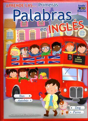 APRENDE LAS PRIMERAS PALABRAS EN INGLES