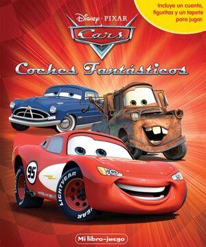 CARS. MI PRIMERA BIBLIOTECA
