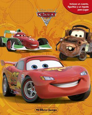 CARS 2. MI LIBRO-JUEGO