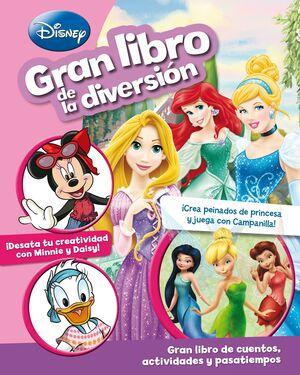 DISNEY. GRAN LIBRO DE LA DIVERSIÓN