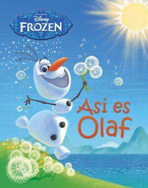 FROZEN. ASÍ ES OLAF