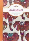COLORS ANIMALES PARA ADULTOS