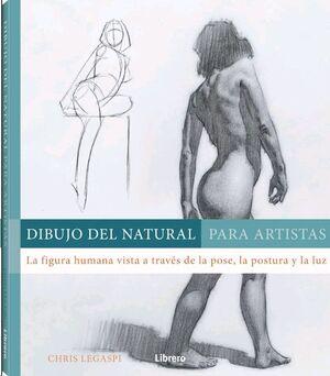 DIBUJO DEL NATURAL PARA ARTISTAS